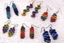 Náušnice (earrings)