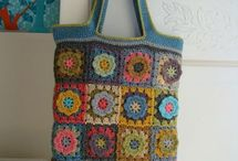 knit and crochet bags