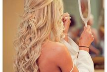 Wedding hair  / by Meagan Baker