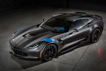 2017 Corvette Grand Sport / The new Grand Sport will live in between the standard Stingray Corvette and the Z06. It combines a lightweight architecture, a track-honed aerodynamics package, Michelin tires and a naturally aspirated engine. The new Corvette Grand Sport will be available in coupe and convertible models and will be most easily identified by its trademark twin hash marks on the fender. For more information visit us at StasekChevrolet.com or call 847-537-7000.