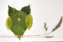 Green! / Knitting patterns, drawing, books, wool, Icelandic moss, everything green! Tout est vert!