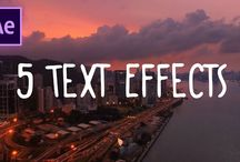 text animation