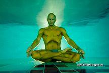 Breatheology and Yoga