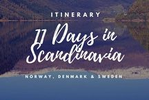 Scandi travel ideas
