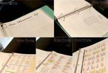 Get organized / by Melissa Bauer