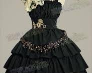 Vestidos loli kawaii :3