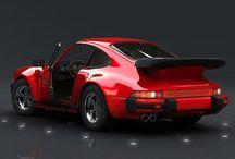 Porsche (Turbo's) / Porsche 911 Turbo's