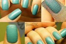 Nails art / Nails art