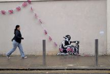 Who doesn't love Banksy