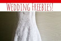 wedding freebies