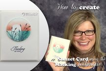 Cardmaking Techniques and Tutorials