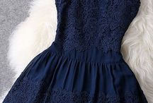 Fashion  / My sense of style....