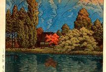 Dibuix Japonés-Kawase Hasui