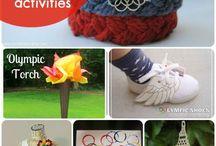 Olympics / by Susan Peoski