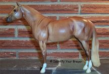 Breyer Web Specials / A collection of photos from Breyer Model Horse's series of web specials.