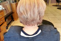 HAIR clients / My very own formulas and cuts / by Savannah Easterling