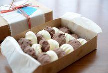 Biscoitos maizena