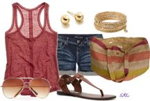 Summer~Spring Outfits