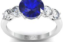 Five Stone Engagement Rings