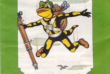 Lurchi / My favourite childhood hero