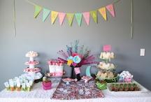 Party Ideas / by Tiffany Thackara