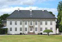 Herregårder & Herskapshus / Skandinaviske prakteiendommer