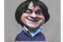affiche / 18ème salon de l'humour et de la caricature affiche réalisée par BOROT