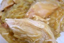 Crock Pot Recipes / by Michele Corbin