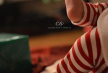 Christmas Photo Inspiration * / photography, kids, holiday photos, children, animals, santa