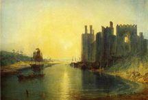Art (landscape) -W.Turner