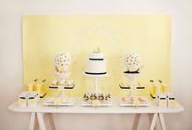 Daisy Dessert Table / by The Details Gal