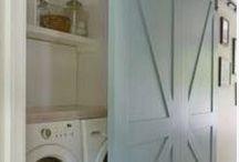 Maison -salle de lavage