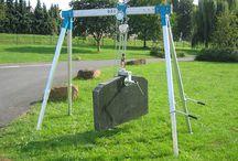 Ellsen portable gantry crane for sale