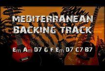Backing tracks