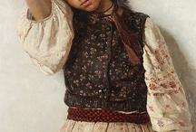 Русская одежда в истории