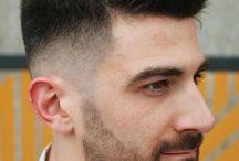 Short Beard Styles For Men / Beard style inspiration for men with short beards.