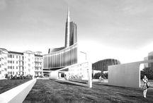 FDA - spazi residuali - MI / #architecture #interiordesign #design #interior #italianstyle #italiandesign #federicodelrossoarchitects #italianarchitects #interiorarchitecture #studioarchitettura #exhibition#milan#transformed#space