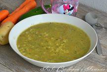 Minestrone e zuppe