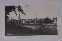 Příbor - postcards / Příbor postcards