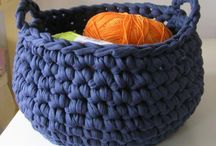 Knit Crochet / by Maggie Smith