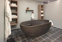 Landelijke badkamers / Prachtige landelijke badkamers geplaatst door Diepeveen Keukens en Badkamers