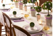 table set ideas
