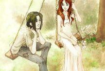 Lily Und Severus