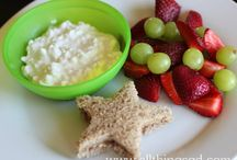 lunch ideas for littles / by Amy Marshall