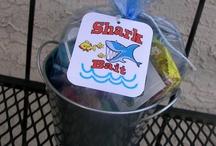 Shark Party Ideas  / by Amy Ha