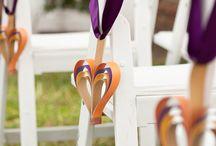 Narancs esküvő
