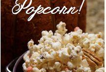 Popcorn Treats / by Peggy Kaatman Paterno