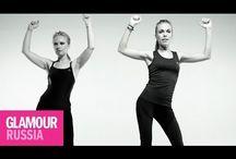 танцы, фитнес
