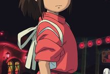 Spirited Away / This movie saved my life :) I understood power, love and fantasy.