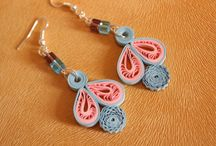 Quilled Jewellry ♥